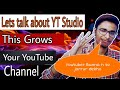 Lets talk about YT studio| Grow YouTube channel| By Gautam sharma
