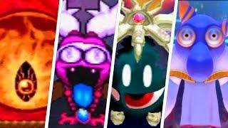 Evolution of Creepy Kirby Enemies (1997 - 2019)