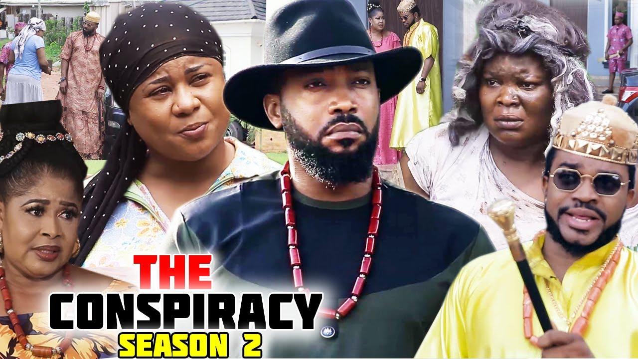 Download THE CONSPIRACY SEASON 2(Trending New Movie)Fredrick Leonard & Uju Okoli 2021  Nigerian Movie 720p