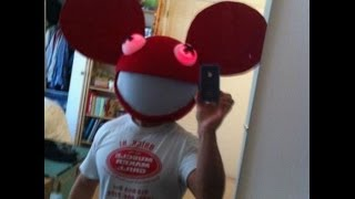 Deadmau5 костюм на Хэллоуин / Deadmau5 Head Halloween Costume