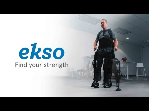 Find Your Strength // Ekso Bionics