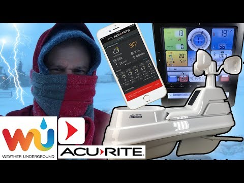 AcuRite 5-in-1 Weather Station - App + Tech Review - Before You Buy