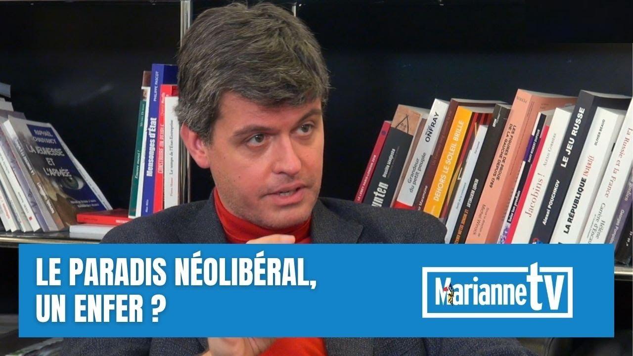 Download Gaspard Koenig : le paradis néolibéral, un enfer ?