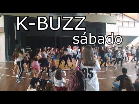 Adentrando o mundo do K-Pop - K-Buzz (sábado)