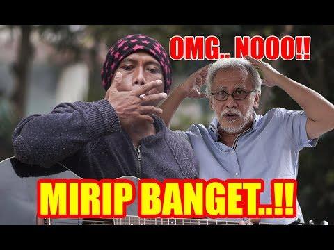 Suara Mirip Banget!! IWAN FALS - YANG TERLUPAKAN (cover By Anton Gemblung)