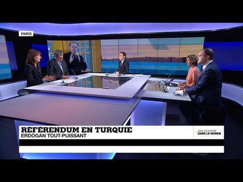 Référendum en Turquie : Erdogan tout-puissant ?