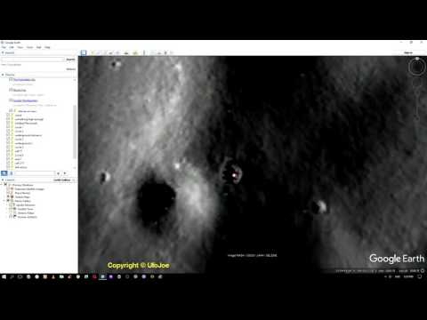 Buildings on the moon - Mare Moscoviense - my own analysis