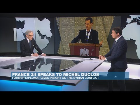 Middle East matters - Former diplomat gives insight into Syrian conflict