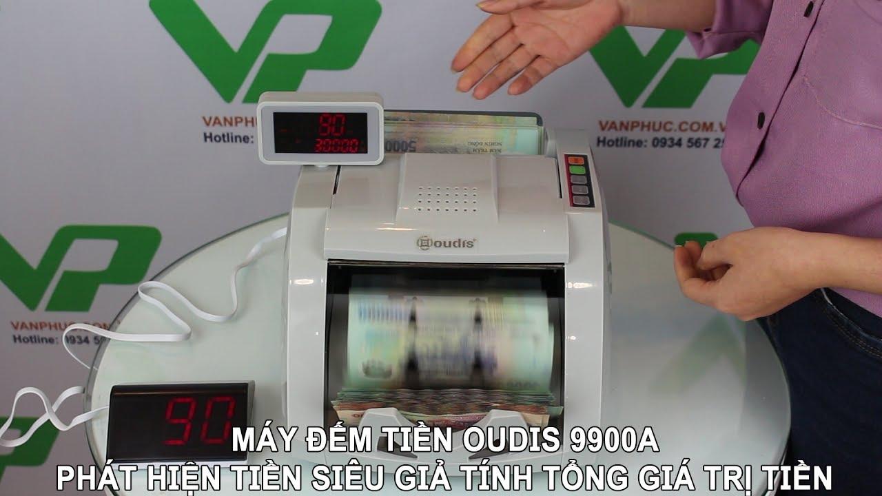 máy đếm tiền giá tốt OUDIS 9900A