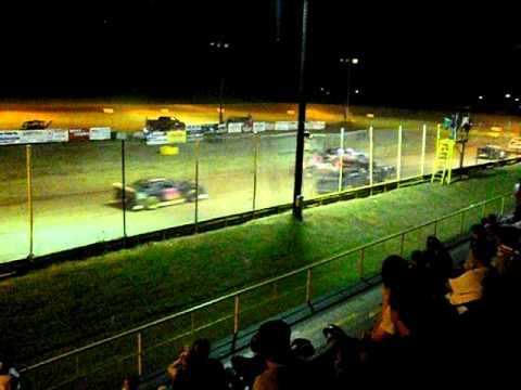 Racing 67 speedway 8-7-10