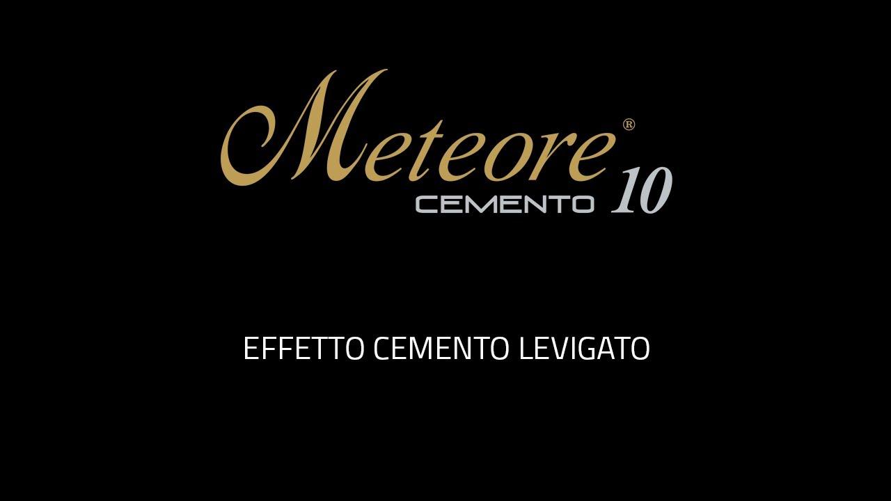 Meteore 10 Valpaint Cemento Levigato Official Video