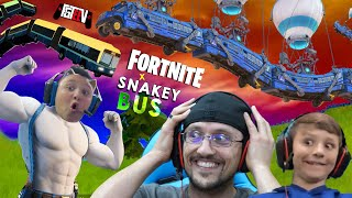 FORTNITE x SNAKEY BUS (FGTeeV Bonus Content during Good Old Quarantine Days)