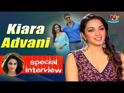 Kiara Advani Special interview | Bharat Ane Nenu | Mahesh Babu | Koratala Siva | NTV Entertainment