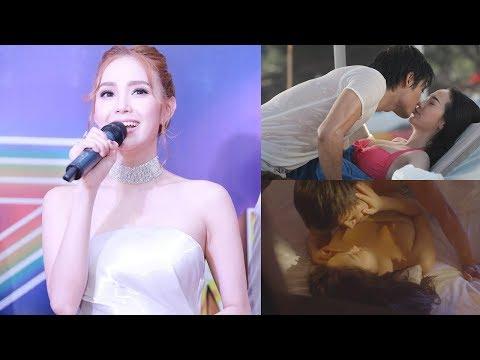 Không ngờ ca sĩ Minh Hằng phải xin phép bạn trai mới dám đóng cảnh n.ó.n.g!