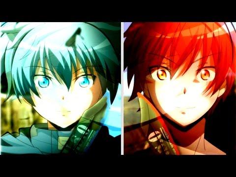 Assassination Classroom 2 (Team Nagisa vs Team Karma) ~ AMV ~Can