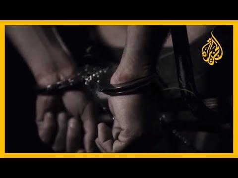 ???? الجزيرة تحصل على صور لآثار تعذيب إسرائيل أحد الأسرى الفلسطينيين  - 10:59-2020 / 1 / 18