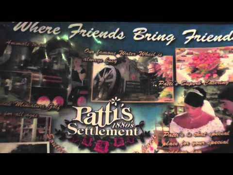 Patti's1880's Settlement Restaurant in Grand Rivers, Kentucky