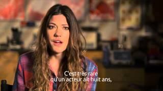 DEXTER : Interview - Jennifer Carpenter (Debra) témoigne de son expérience dans la série.