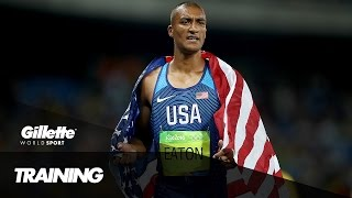 Defending a Decathlon Championship - Ashton Eaton | Gillette World Sport