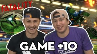 GAMEPLAY CASTIGO - ROCKET LEAGUE COM FRED (DESIMPEDIDOS)