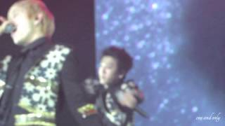 140518 [ONE SHOT] Short Ver Daehyun Shout B.A.P 비에이피  @LOE TAIPEI