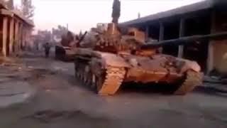 Война в  Сирии. Силы тигра 17.04.2018