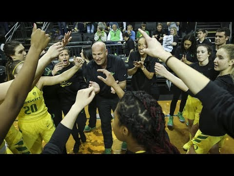 Sports Report Update: Oregon women's basketball clinches at least a share of Pac-12 crown