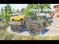 Truck Driver Cargo 2 - Trailer