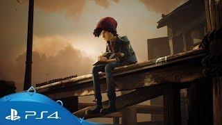 Concrete Genie | PGW 2017 Reveal Trailer | PS4