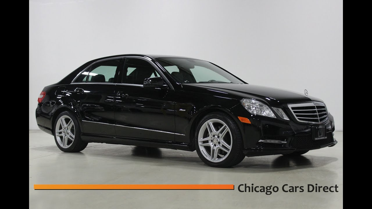 Chicago cars direct reviews presents a 2012 mercedes benz for 2012 mercedes benz e350 4matic