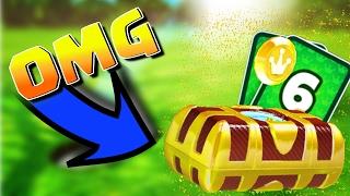 Opening A GOLDEN CHEST...!!!! | GOLF CLASH League 2 Gameplay!