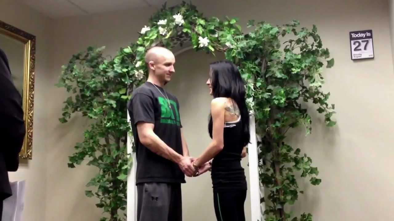 We Did It A Las Vegas Wedding