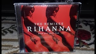 Unboxing Rihanna -  Good Girl Gone Bad The Remixes