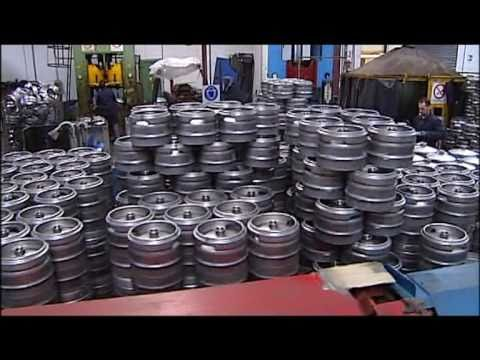KEGS - Beer Kegs Manufacturing Italian beer keg by Supermonte Group