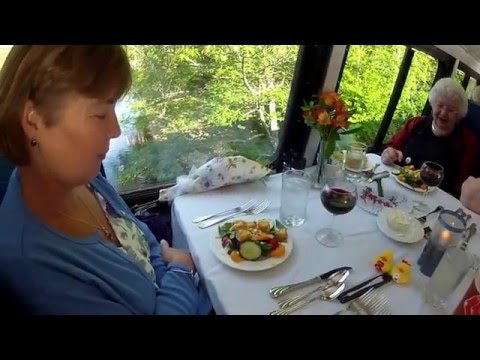 Cafe Lafayette Dinner train