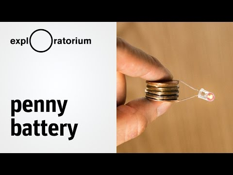 How to Make a Penny Battery from Start to Finish