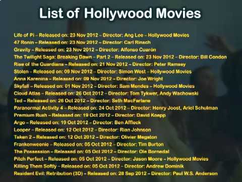 Youtube Filme Liste