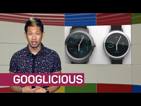Google's smartwatches with Android 2.0 are expected in early 2017