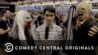 We went to Comic Con and wound up geeks | Comedy Central