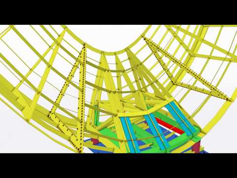 Crest at Galvez Plaza - 2018 Tekla North American BIM Awards