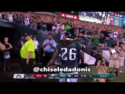 2018 NFL Week 1 Kickoff TNF Game Highlight Commentary (Eagles vs Falcons)