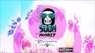 Soca Monkey #6: Crop Over 2016 Soca Mix