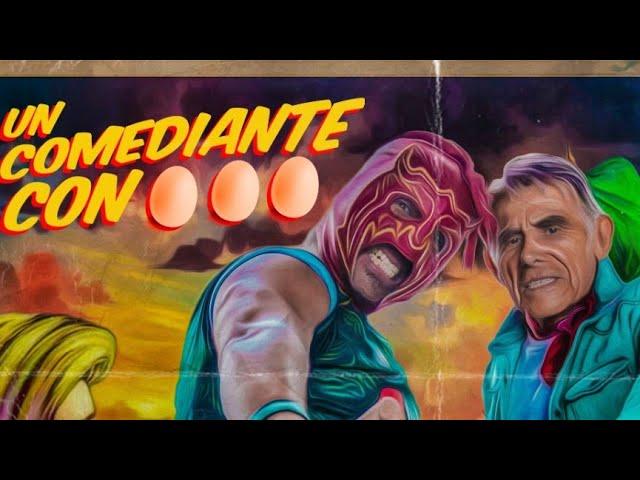 Héctor Suárez & Escorpión Legend al volante