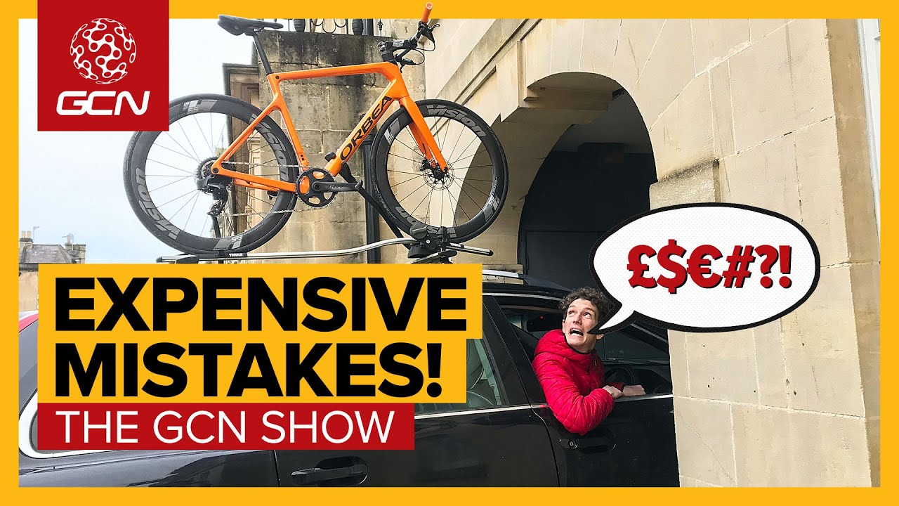 Download Our Most Expensive Cycling Mistakes | GCN Show Ep. 422