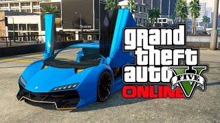 GTA5 Online | Zentorno il difetto + info