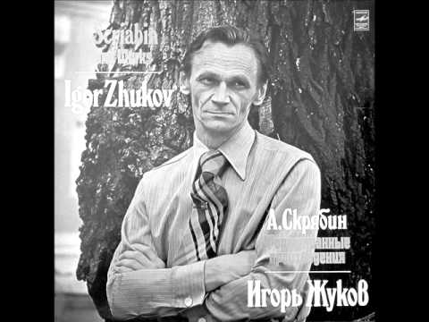 IGOR ZHUKOV plays SCRIABIN Recital (1980)