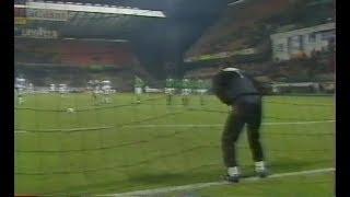 ASSE 0-5 Auxerre - 18e journée de D1 1995-1996