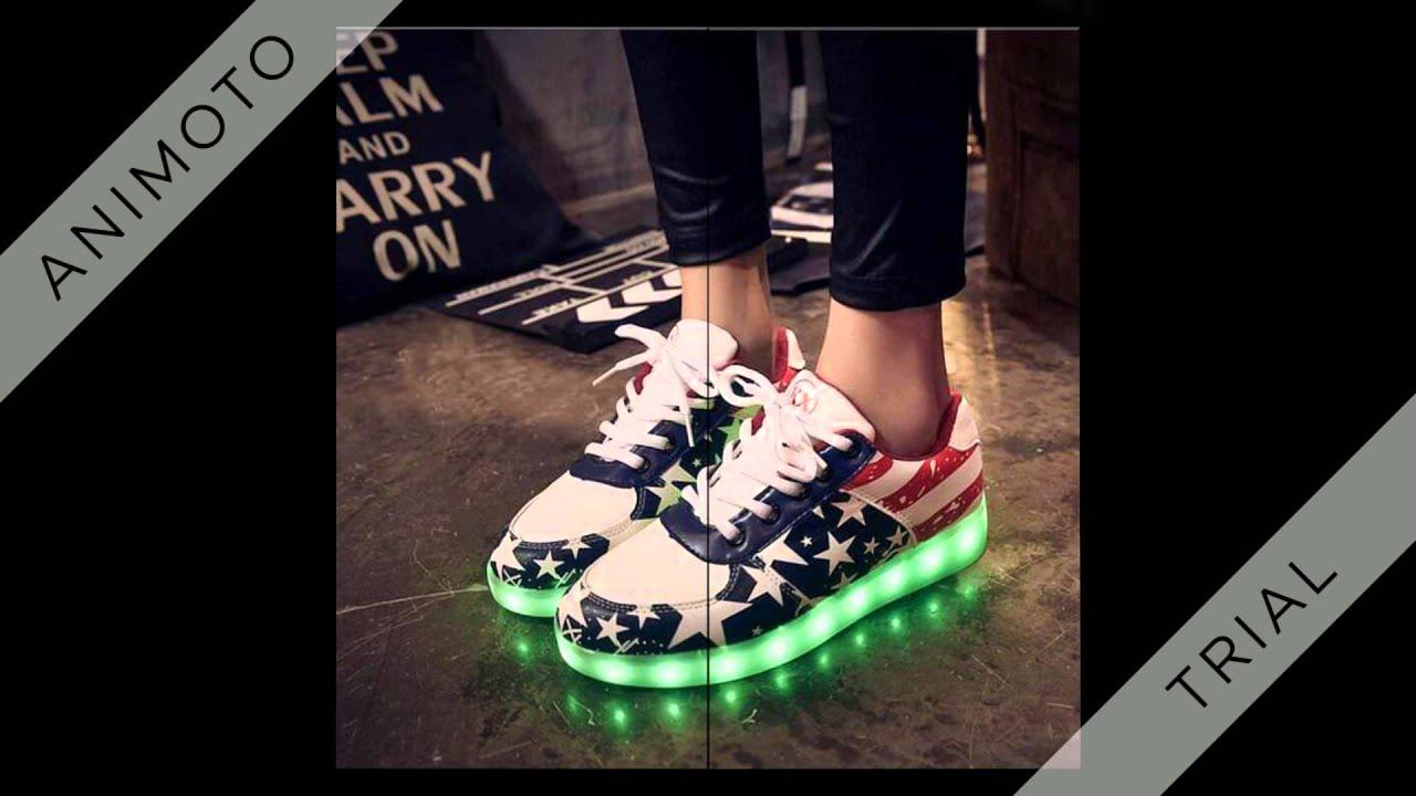 LED Schuhe kaufen Erfahrungen, Vergleiche uvm