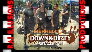 Down and Dirty Mud Run - 5k obstacle course