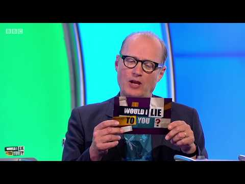 Ade Edmondson's cervical fracture - Would I Lie to You? [HD][CC]